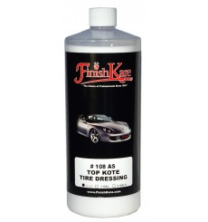 FINISH KARE 108 Top Kote Anti Static Tire Dressing 916ml