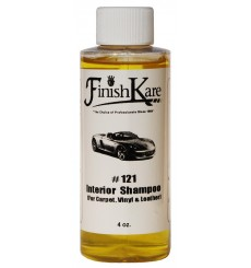 FINISH KARE 121 Interior Shampoo 118ml