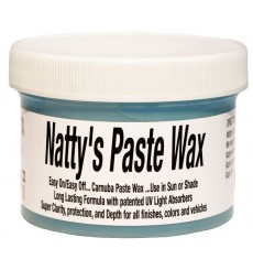 POORBOY'S WORLD Natty's Paste Wax Blue 227g + MIKROFIBRA GRATIS