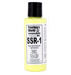 POORBOY'S WORLD SSR 1 Light Abrasive Swirl Remover  - Tester 118ml