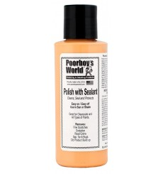 POORBOY'S WORLD Polish with Sealant - Tester 118ml