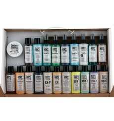 POORBOY'S WORLD Sample Deluxe Kit 21x118ml