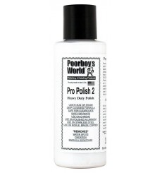 POORBOY'S WORLD Pro Polish 2 - Tester 118ml