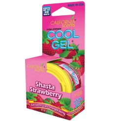 CALIFORNIA SCENTS COOL GEL - Shasta Strawberry