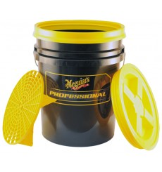 Meguiar's Wiadro Combo Black-Yellow