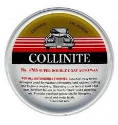 COLLINITE 476S Super DoubleCoat Auto Wax 266 g + MIKROFIBRA GRATIS
