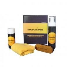 COLOURLOCK zestaw SOFT do czyszczenia skóry