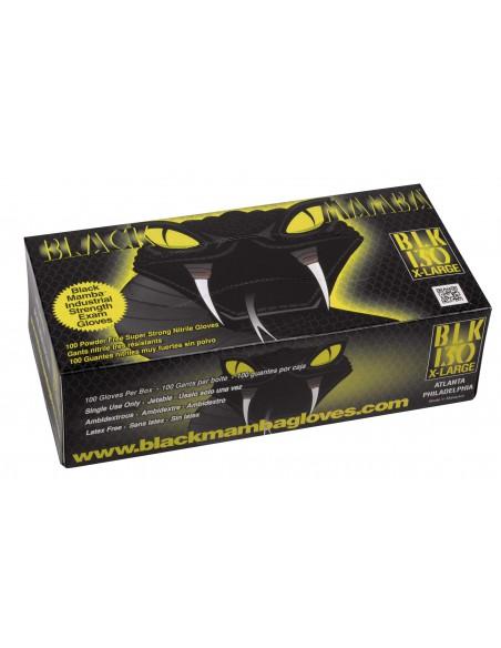 BLACK MAMBA Nitrile Gloves M