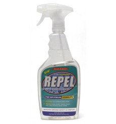GLASS SCIENCE Repel Dual-Action Glass Cleaner & Rain Repellent 740ml