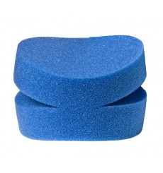 FLEXIPADS Detail split foam BLUE