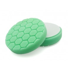 FLEXIPADS 135mm PRO-DETAIL GREEN Heavy Polishing Pad