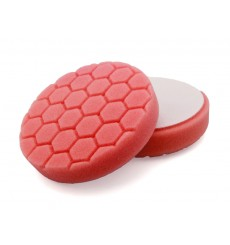 FLEXIPADS 135mm PRO-DETAIL RED Ultra Fine Finishing Pad
