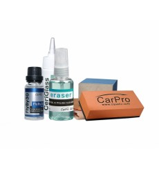 CAR PRO FlyBy30 Windshield and Glass Coating Full Kit