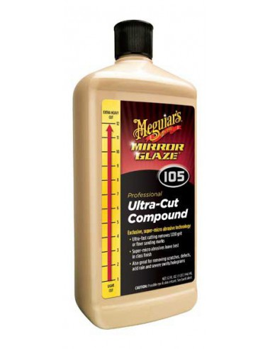 Meguiar's 105 Ultra Cut Compound 500 ml