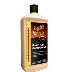 MEGUIAR'S 101 Foam Cut Compound 946ml