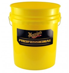 MEGUIAR'S Professional Wash Bucket - Yellow