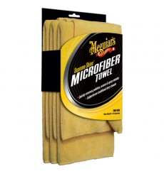MEGUIAR'S Supreme Shine Microfiber Towels 3-pack