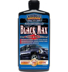 SURF CITY GARAGE Black Max Vinyl, Rubber & Trim Dressing 473ml