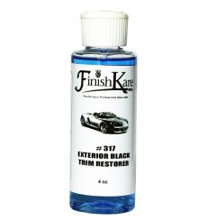 FINISH KARE 317 Exterior Black Trim Restorer 118ml