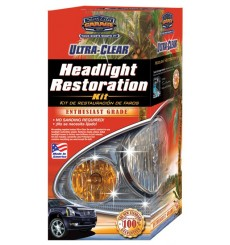 SURF CITY GARAGE Ultra-Clear Headlight Restoration Kit