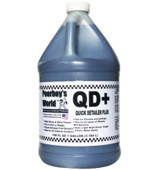 POORBOY`S WORLD Quick Detailer Plus QD+ (3,8L)