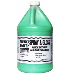 POORBOY`S WORLD Spray & Gloss (3,8L)