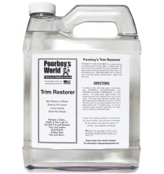 POORBOY`S WORLD Trim Restorer (3,8L)