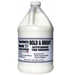 POORBOY'S WORLD Bold N Bright Tire Dressing (3,8L)