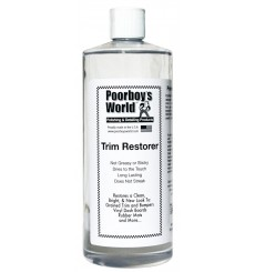 POORBOY'S WORLD Trim Restorer (946ml)
