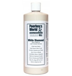 POORBOY'S WORLD White Diamond Show Glaze (946ml)