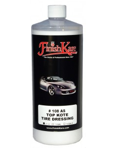 108 Top Kote Anti Static Tire Dressing 916ml