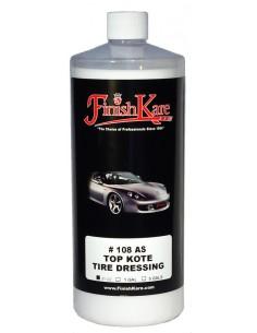 FINISH KARE 108 Top Kote Anti Static Tire Dressing 916ml
