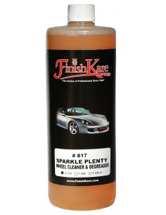 817FINISH KARE 817 Sparkle Plenty Wheel Cleaner & Degreaser 916ml
