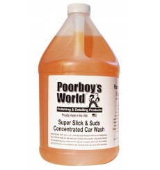 POORBOY'S WORLD Super Slick & Suds Concentrated Car Wash 3,8L