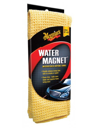 MEGUIAR`S Water Magnet Microfiber Drying Towel