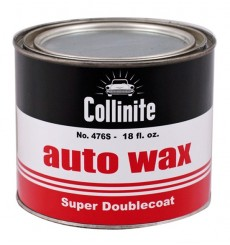 COLLINITE 476 Super DoubleCoat Auto Wax 532ml
