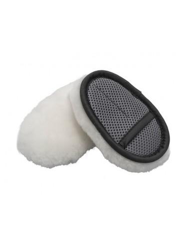 FLEXIPADS Finger Merino Soft Wool Wash Mitt