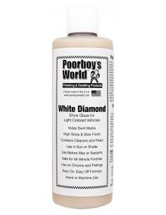 POORBOY?S WORLD White Diamond Show Glaze
