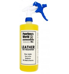 POORBOY'S WORLD Air Freshener Leather 946ml
