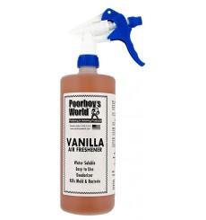 POORBOY'S WORLD Air Freshener - Vanilla 946ml