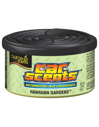 CALIFORNIA CAR SCENTS - Hawaiian Gardens