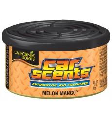 CALIFORNIA CAR SCENTS - Melon Mango