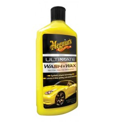 MEGUIAR`S Ultimate Wash & Wax 473ml
