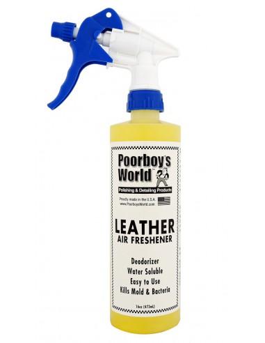 POORBOY'S WORLD Air Freshener Leather 473ml
