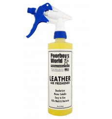 POORBOY'S WORLD Air Freshener Leather 473ml