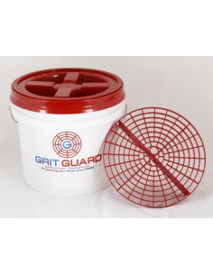 GRIT GUARD 3,5 gal. Washing System - RED