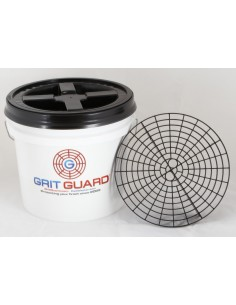 GRIT GUARD 3,5 gal. Washing System - BLACK