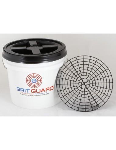 GRIT GUARD 3,5 gal. Washing System - BLACK