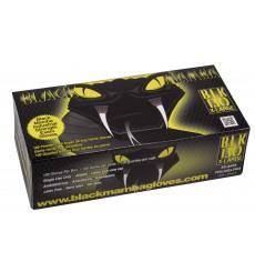 BLACK MAMBA Nitrile Gloves Rozmiar S