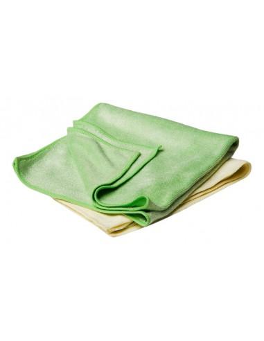 FLEXIPADS Buffing Yellow & Green Towel